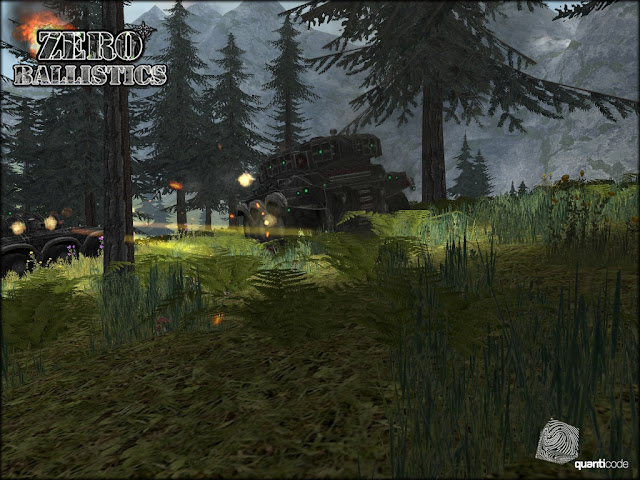Download Game Zero Ballistics 2.0 PC Windows dan Linux Gratis