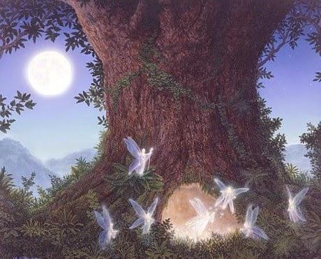 Il rifugio degli elfi regno magico in vendita for Piani casa delle fate