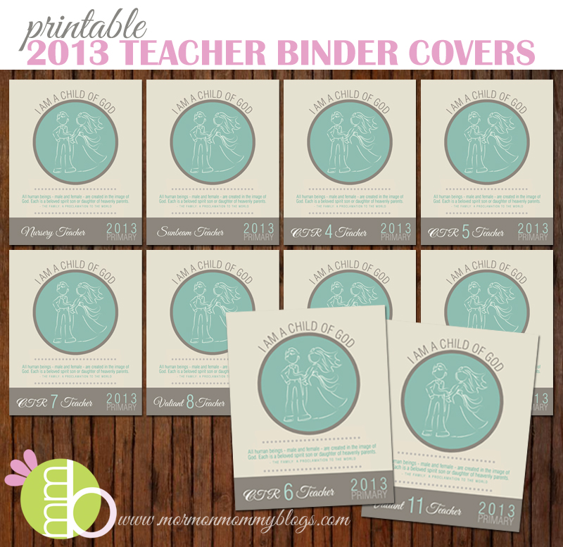 ... binder covers these printable binder covers go great with the 2013