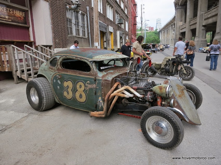 HOVER MOTOR COMPANY West Bottoms Car Show Is The Beginning Of A Fun - Car show near me