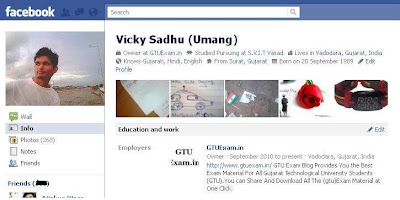 Vicky Sadhu on Facebook