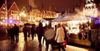Piaţa de Crăciun se va NUMI Piaţa de iarnă pentru a nu OFENSA alte culturi religioase din Belgia