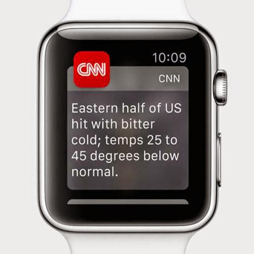 iPhone Notifications App, Fitur aplikasi penghubung dengan iphone, lengkap dengan notifikasi