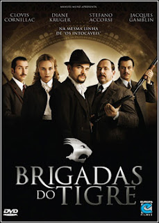 Download - Brigadas do Tigre DVDRip - AVI - Dual Áudio