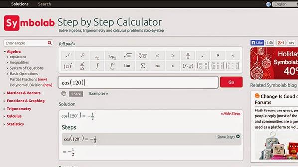 موقع مجاني لحل المعادلات الرياضية