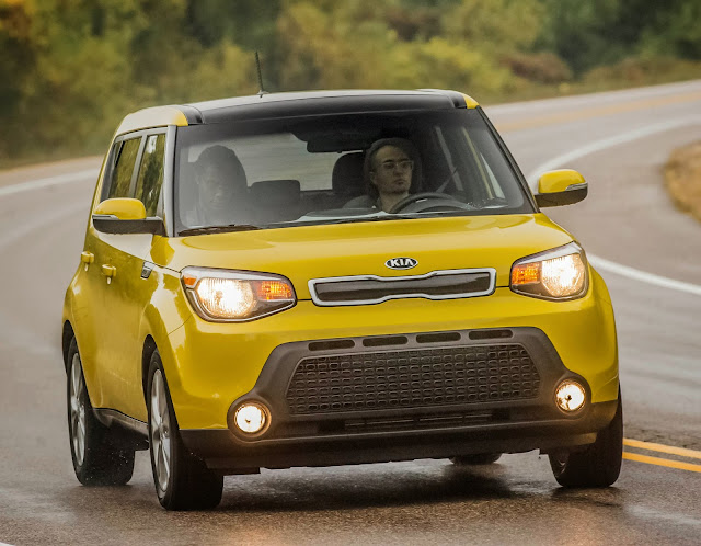 Driving the 2014 Kia Soul in Minnesota