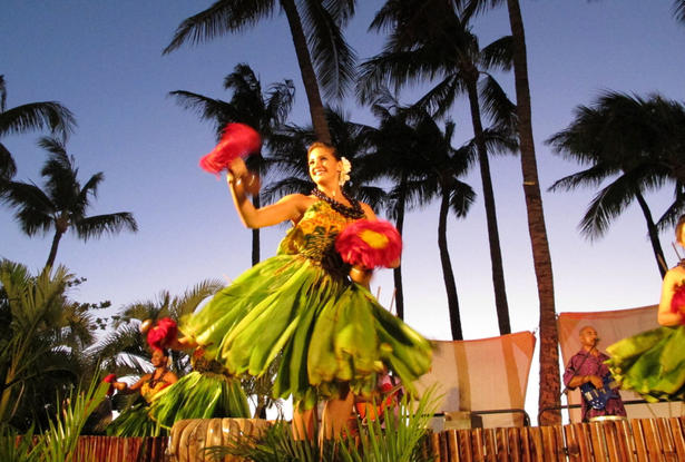 Hawaii Private Concert and Hula