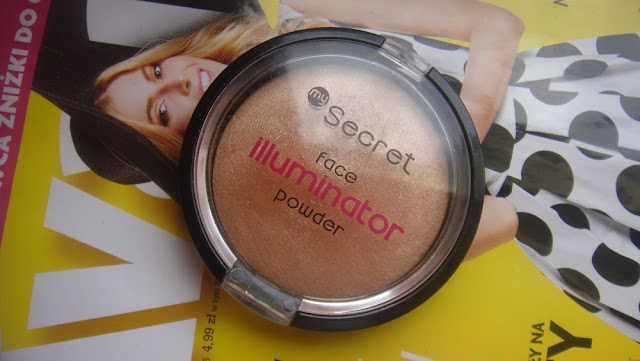 My Secret Face Illuminator Powder, Princess Dream