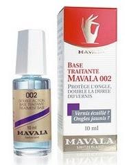 Mavala uma linha de produtos de luxo para suas unhas