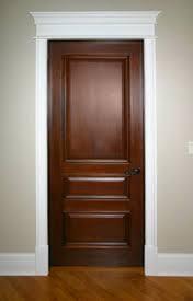 Fotos de puertas imagenes de puertas de madera para - Puertas de madera interiores modernas ...