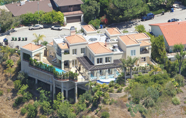 Lady Gaga Hollywood Celebrity Home Celebrity Houses And