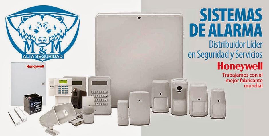 Instalación de Sistemas de seguridad en Madrid, Alarmas y CCTV (Sistemas de Videovigilancia)