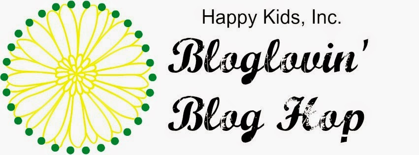Happy kids inc Bloglovin Blog hop May