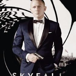 Poster Skyfall 2012