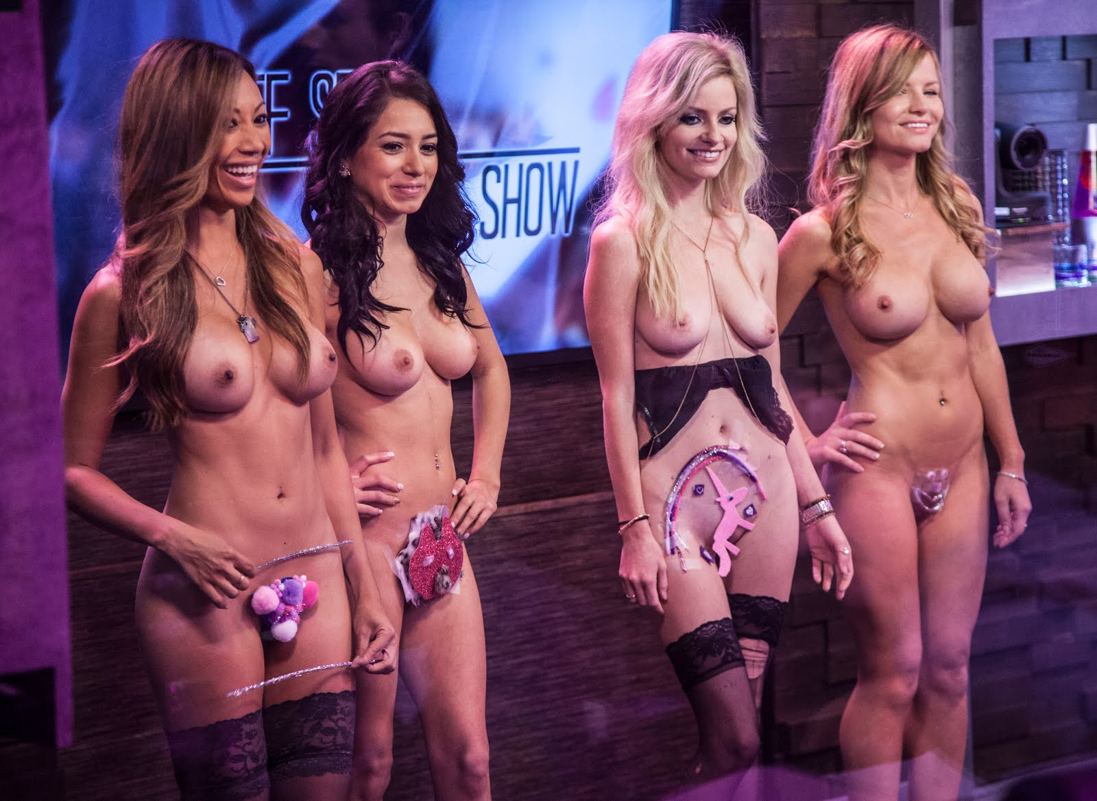 nude Survivor women cast