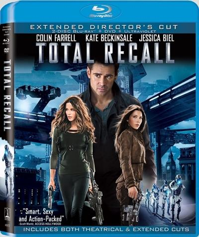 Total Recall EXTENDED 1080p MKV