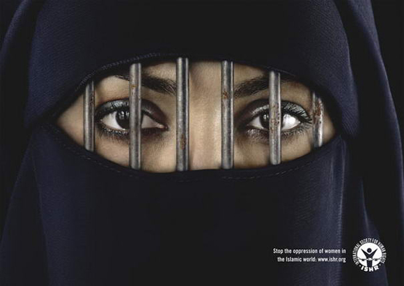 International Society for Human Rights controversial print ad