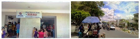 Dia de muita movimentação em Limoeiro antes do final de 2014