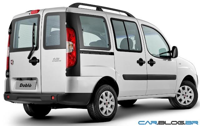 Fiat Doblò 2013 - Attractive