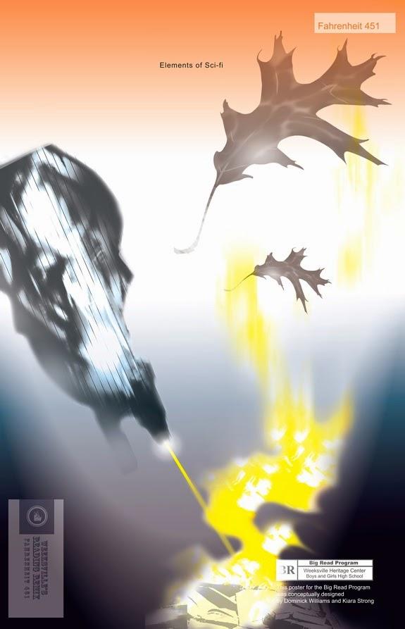 Curriculum Development: WHC: Poster 3: Fahrenheit 451