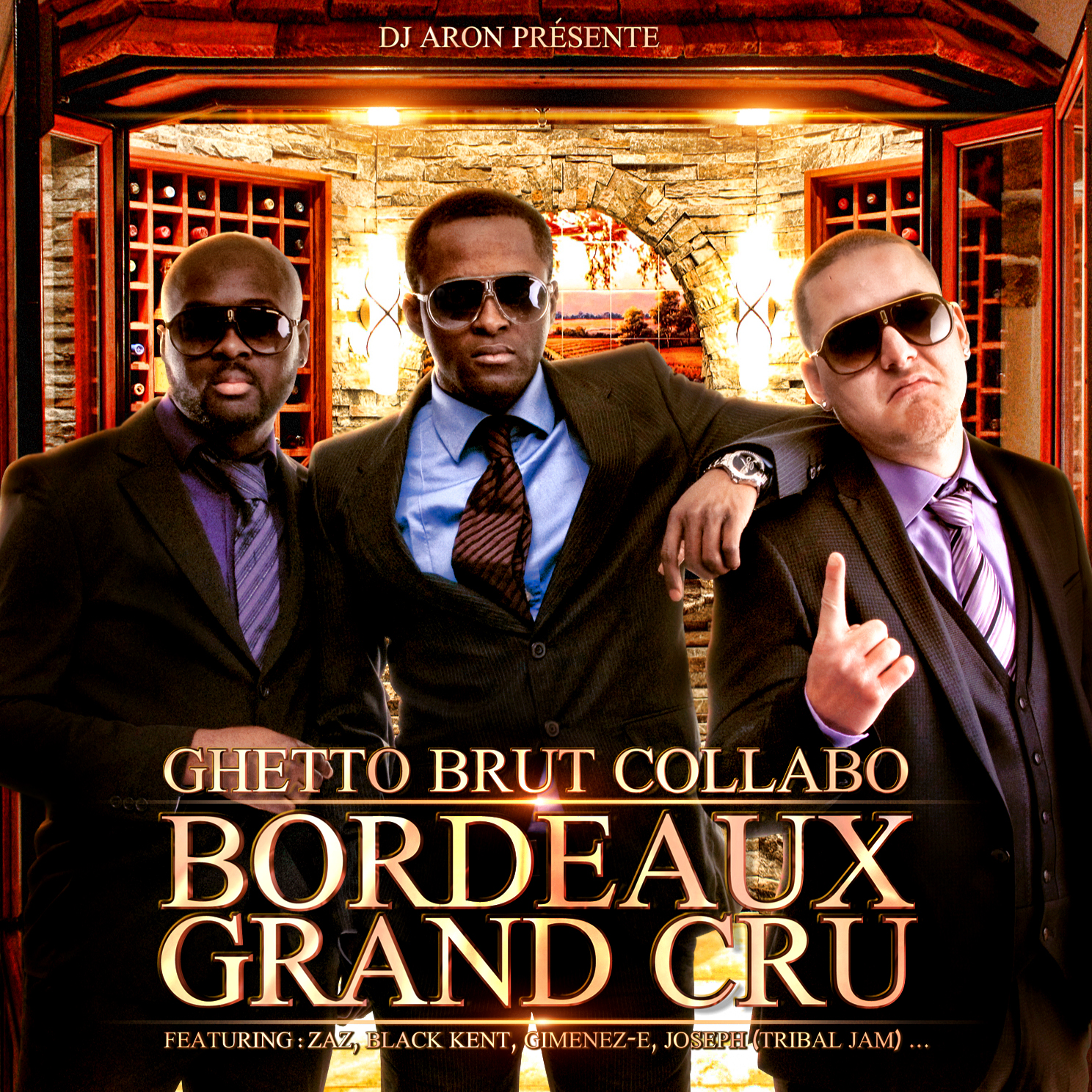 Download Ghetto Brut Collabo - Bordeaux Grand Cru Mixtape
