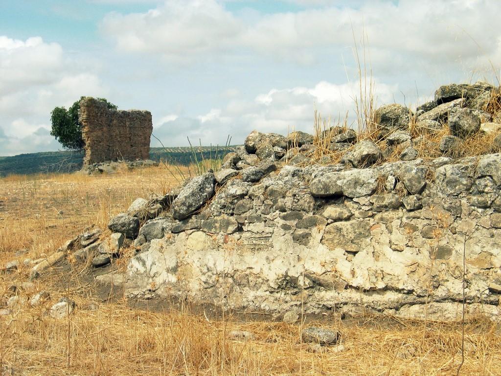 Torreon de la aldeilla patrimonio material for Arquitectura militar