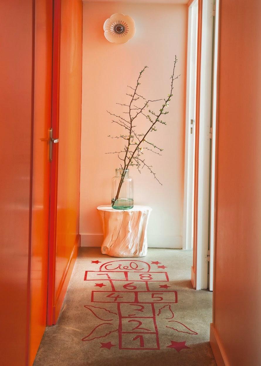 unik home staging faire du couloir un vrai espace d co. Black Bedroom Furniture Sets. Home Design Ideas