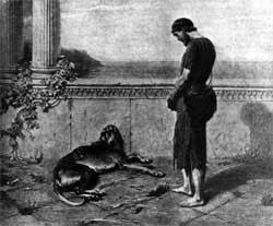 Perro de Ulises