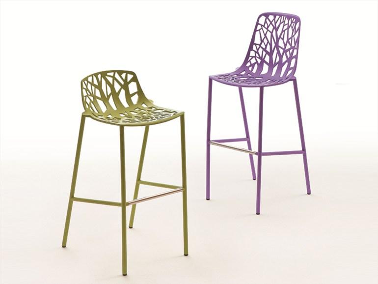 Sgabelli Moderni Per Cucina. Stunning Lace Stool H H Sgabello ...