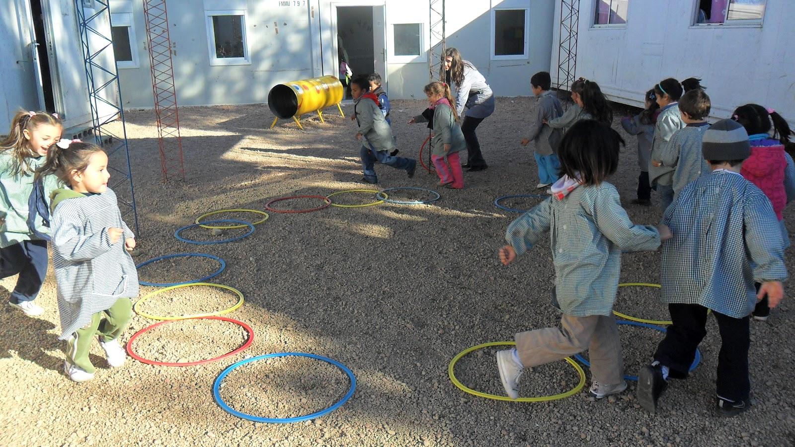Jard n de infantes n 286 stas son algunas de las for Actividades en el jardin