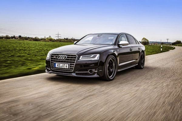 New 2014 Audi S8 by ABT Sportsline
