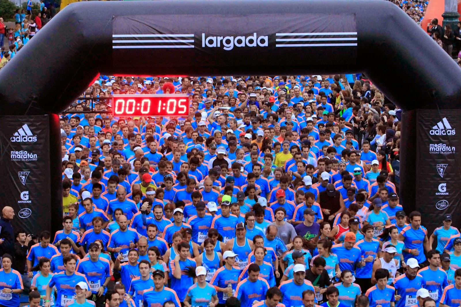 Media Maraton Rosario 2015