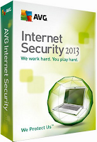 AVG Internet Security 2013 v13 Licence file Or Key
