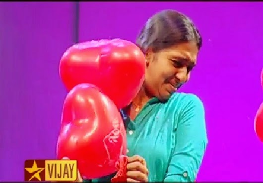Naduvula Konjam Disturb Pannuvom – Episode 34 – Vijay Tv  Game Show  15-06-2014