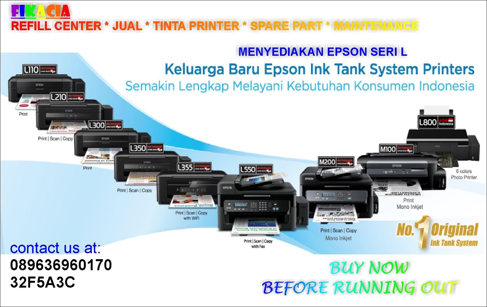 Fikacia Product Printer Canon Ip2770 System Tinta Infus Jual Paket Dan Harga Sudah Include Pemasangan