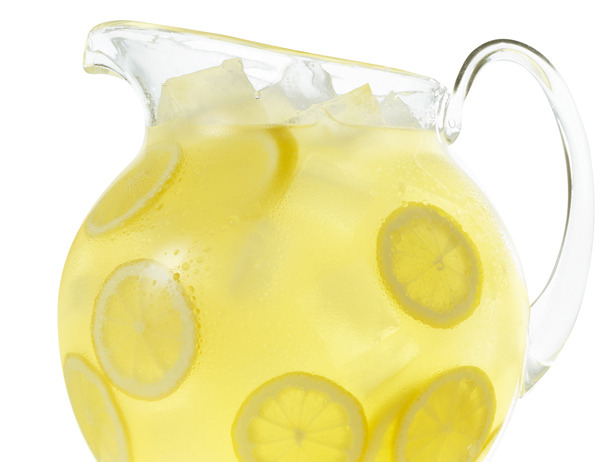 My Favorite Things: Simply Perfect Lemonade