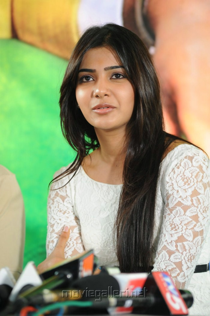 Cute Girls : Samantha Ruth Prabhu