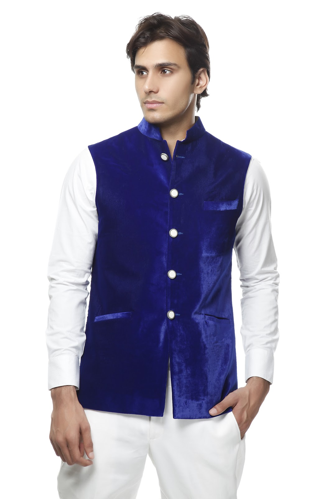 Mens jacket half - Another Influencing Style