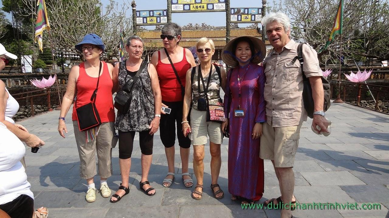 Du lịch Huế mùa lễ hội Festival 2014