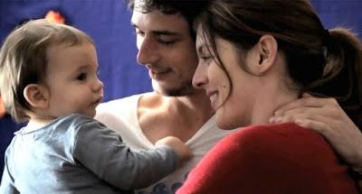Valérie Donzelli et Jérémie Elkaïm dans La Guerre est déclarée (2010)