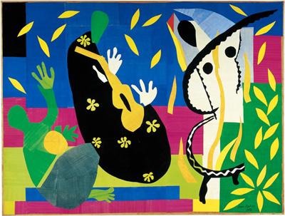 # 馬蒂斯 Matisse - 小畫家看大畫家圖