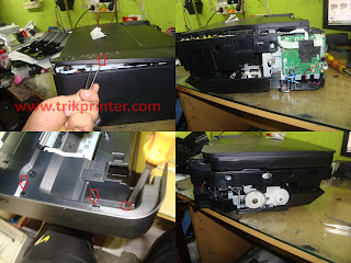 Canon MP237 Fix The Problem Paper is jammed