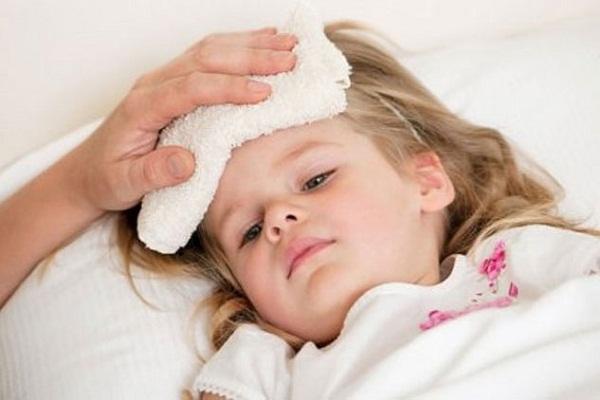 5 bệnh thường gặp nhất ở trẻ trong mùa hè