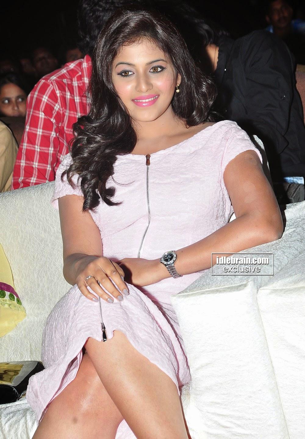 Actress Anjali @ Geethanjali Movie Audio Launch Stills