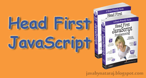 Head First JavaScript eBook Download_JavabynataraJ