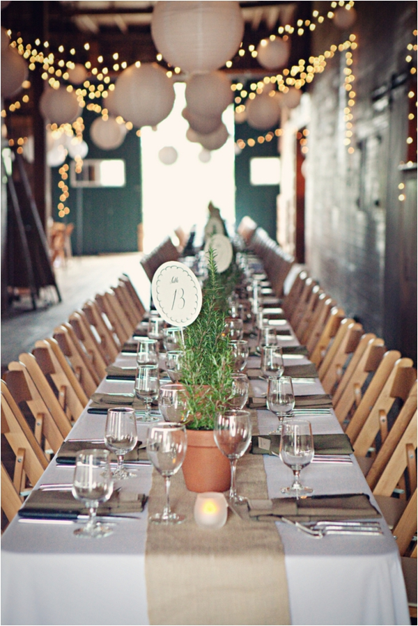 Rustic Wedding by Cuppa Photography (http://cuppaphotography.net/) #weddings #rustic #tablescape
