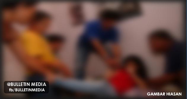 Pelajar Tingkatan Lima Dipaksa Lakukan Oral Kepada 5 Lelaki