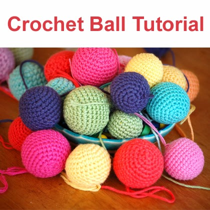 Crochet Ball Tutorial