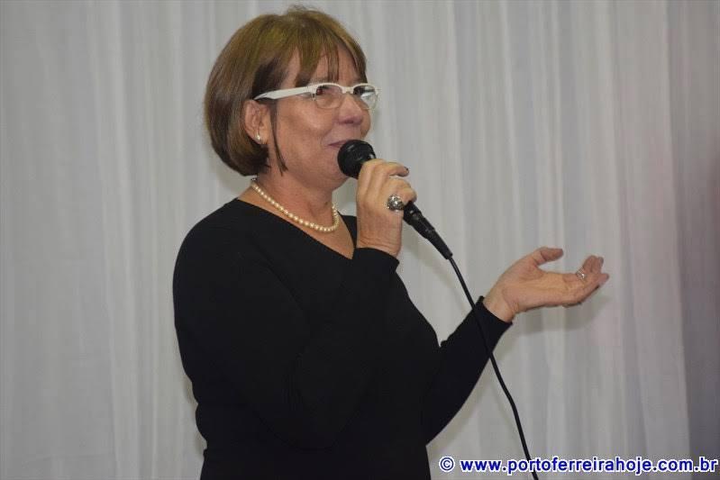 Palestra em Porto Ferreira sobre educação  na PC