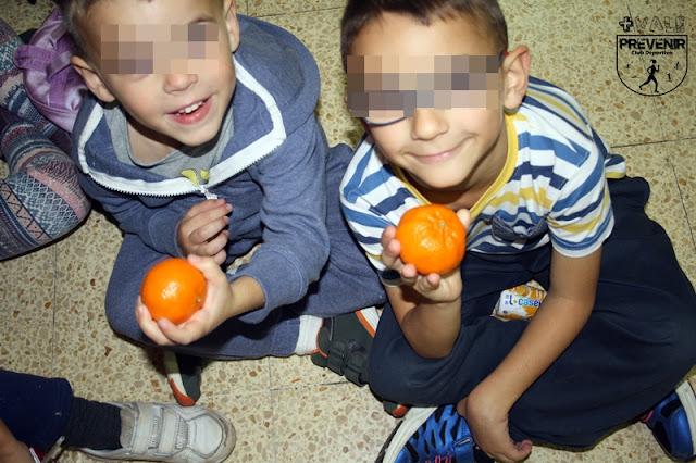 fruta diaria saludable niños